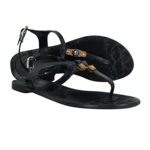Coach Piccadilly sandals black